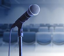 Prezentacje i wystąpienia online