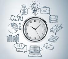 Jak pracować by nie zwariować - zarządzanie sobą w czasie